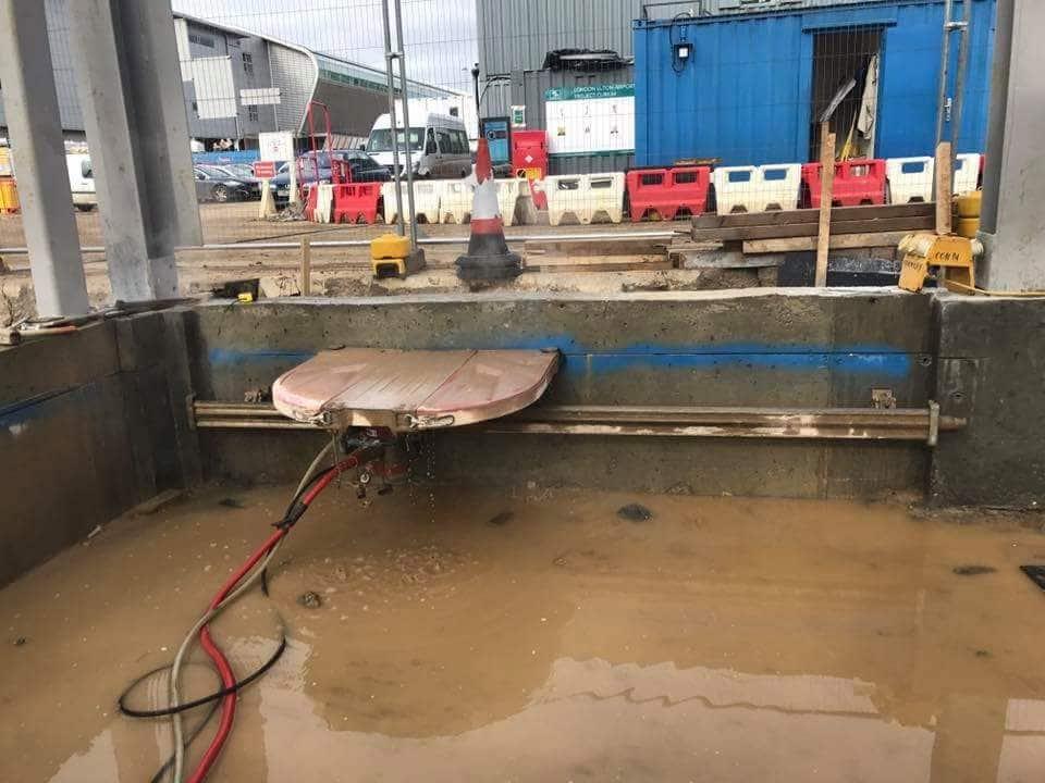 ניסור בטון בבת ים