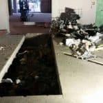 פינוי פסולת בטון